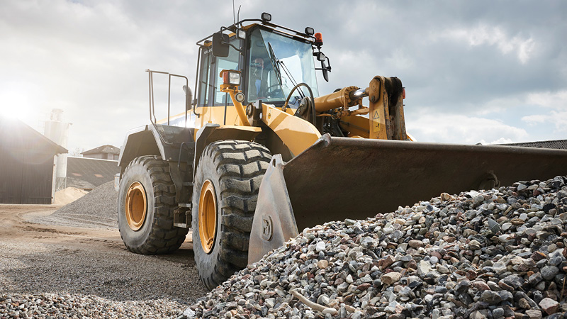 Granulat recyclé : un enjeu du secteur de la construction